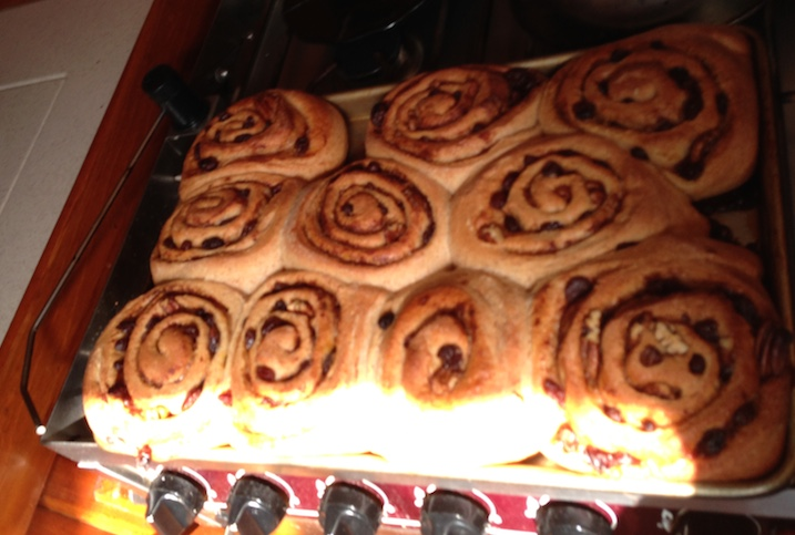 Yummmm - best hot out of the oven