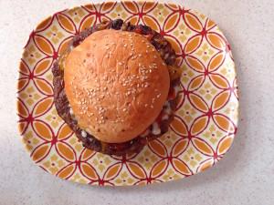 Josh big burger!!!