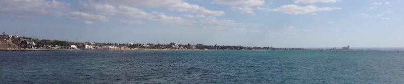 La Paz waterfront